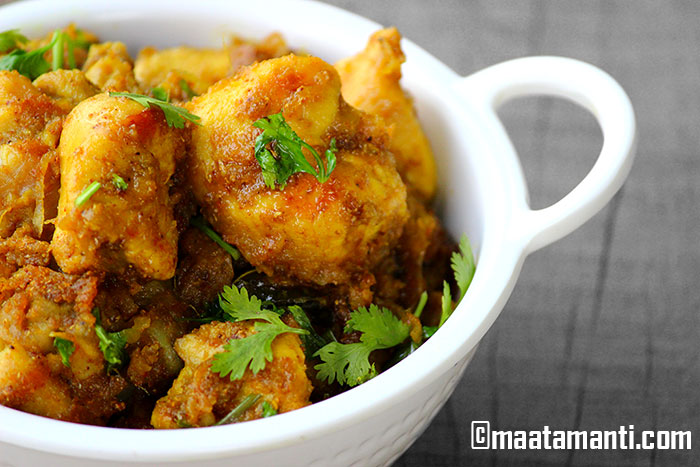 mango chicken fry recipe