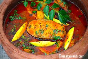 Nellore Chepala Pulusu recipe in Telugu – నెల్లూరు చేపల పులుసు తయారీ విధానం
