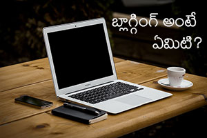 telugu blogging
