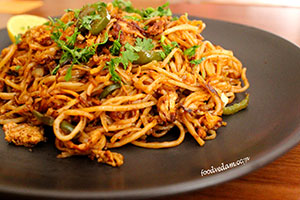 chinese egg noodles telugu recipe