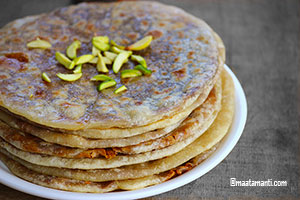 dry fruit bobbatlu telugu recipe